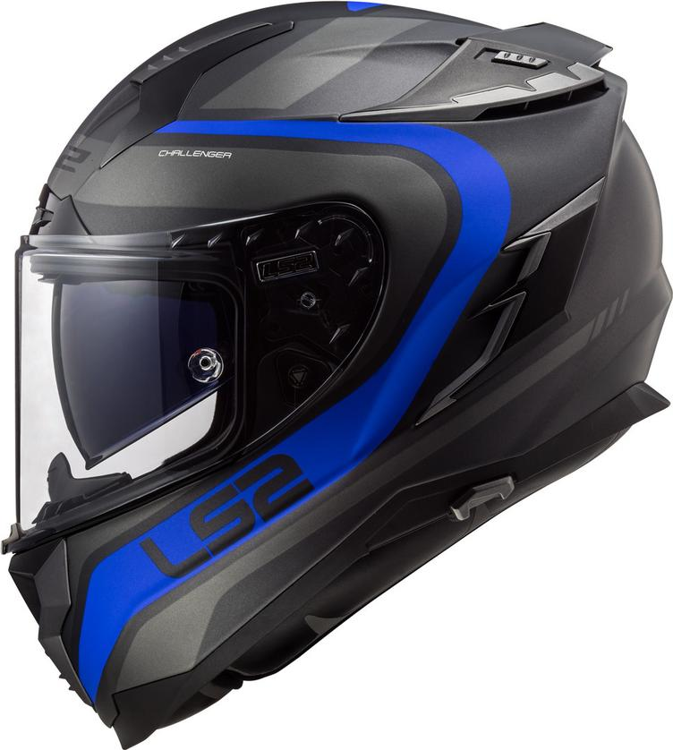 LS2 FF327 Challenger Fusion Helm