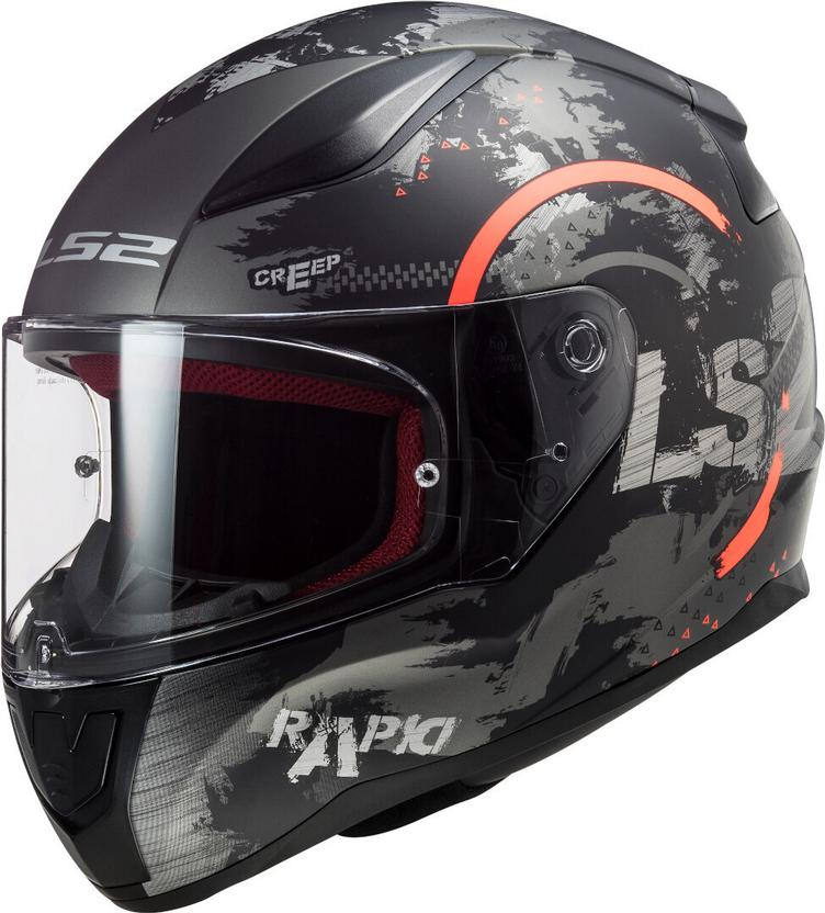 LS2 FF353 Rapid Circle Helm