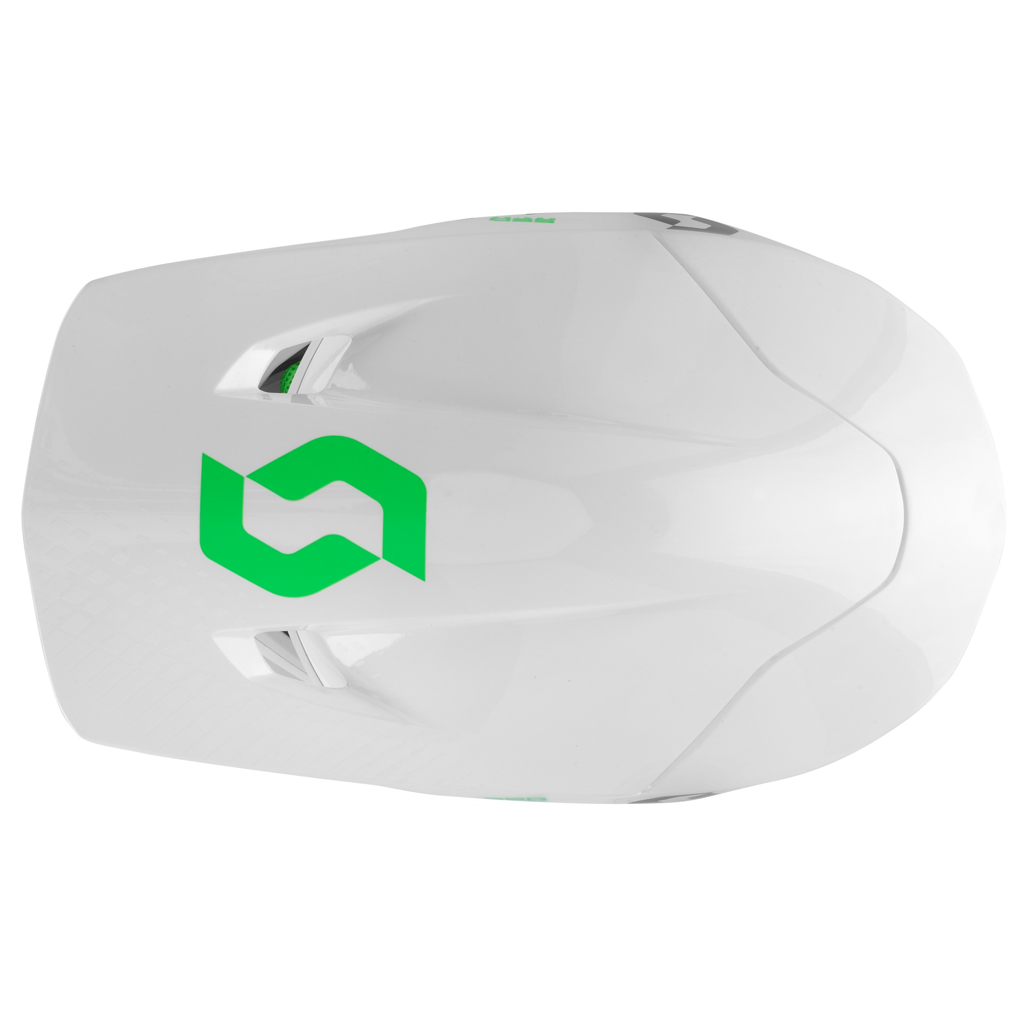 Scott Helmet 550 Hatch White - 3