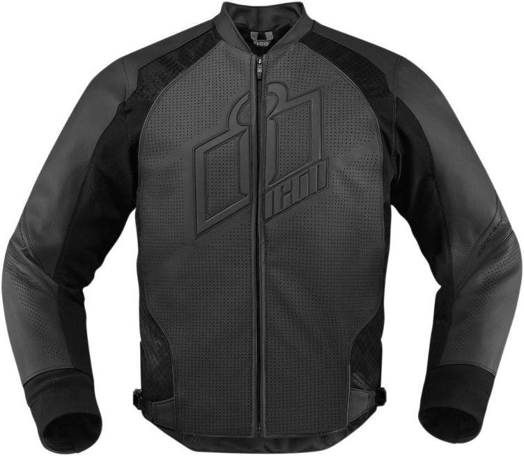 Icon Hypersport Lederjacke