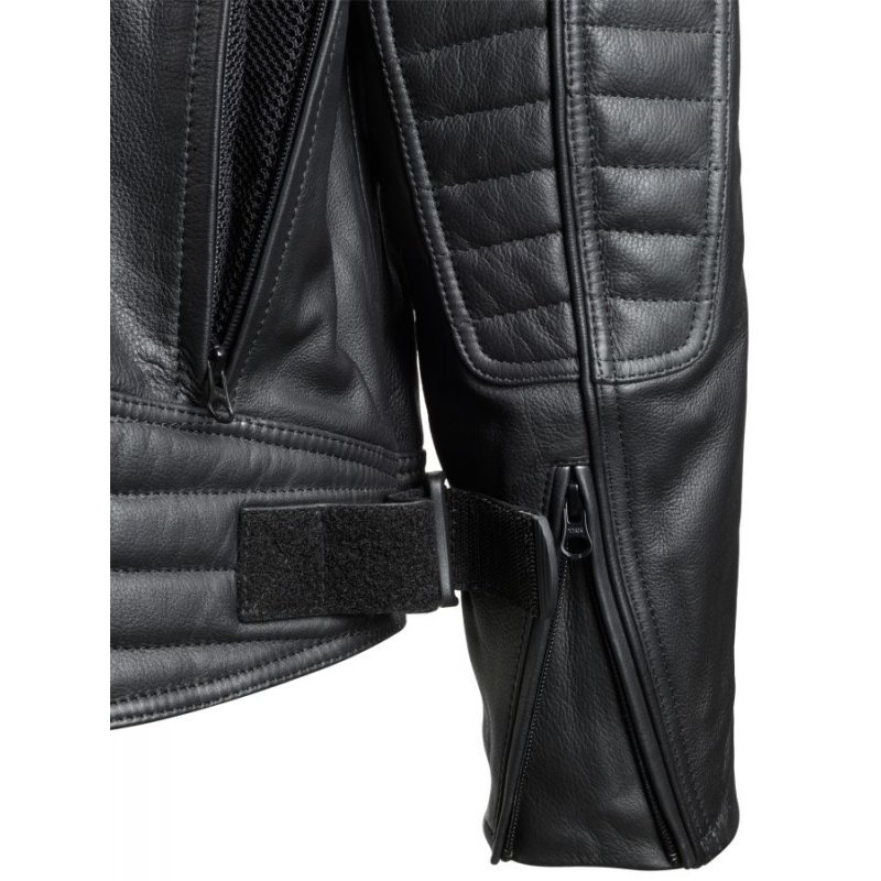 TECHNICAL LEATHER JACKET WITH KEVLAR ® - 1