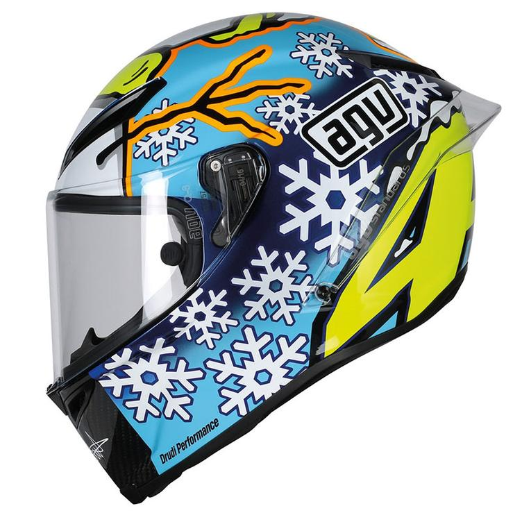 AGV Pista GP Rossi Winter Test 2016 Replica