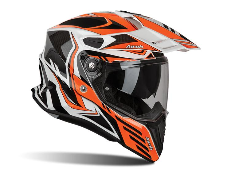 Airoh Commander Carbon Enduro Helm