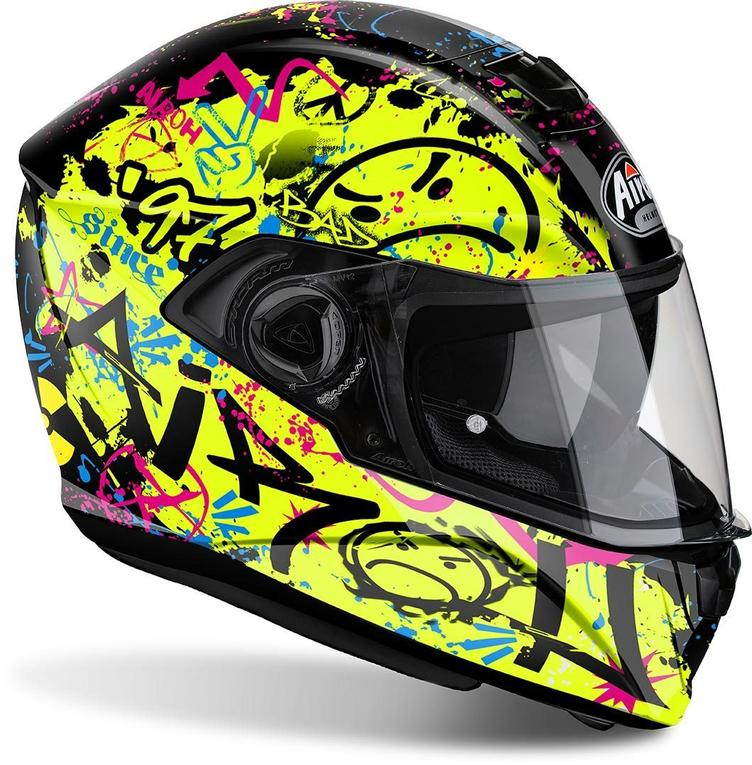 Airoh Storm Cool Bicolor Integralhelm
