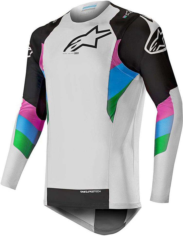 Alpinestars Super Tech Limitierte Edition Motocross Jersey