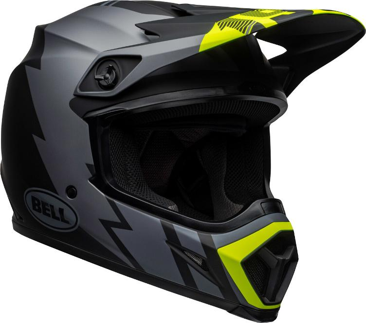 Bell MX-9 Strike MIPS Motocross Helm