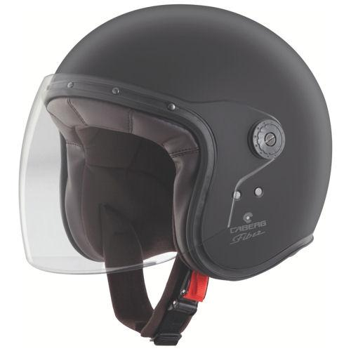 Caberg Freeride Jethelm Black Matt