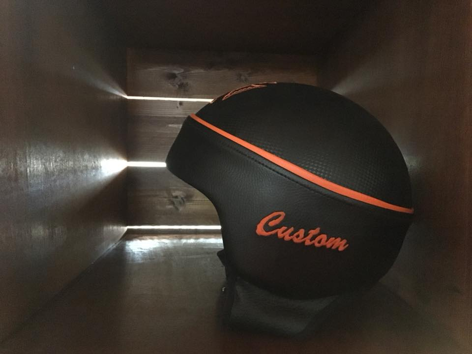 Custom HELM Hand Made in Italia