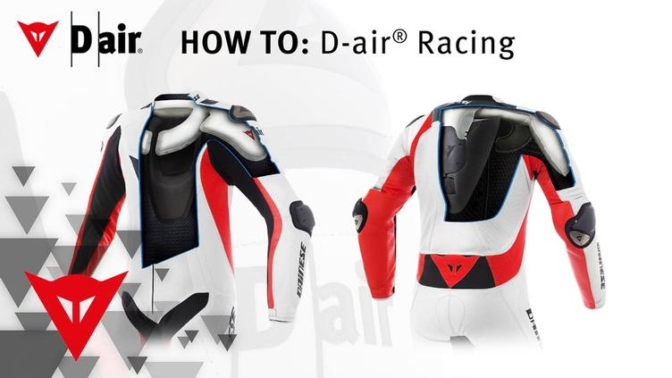 Dainese D-Air RACING MISANO ESTIVA - 3