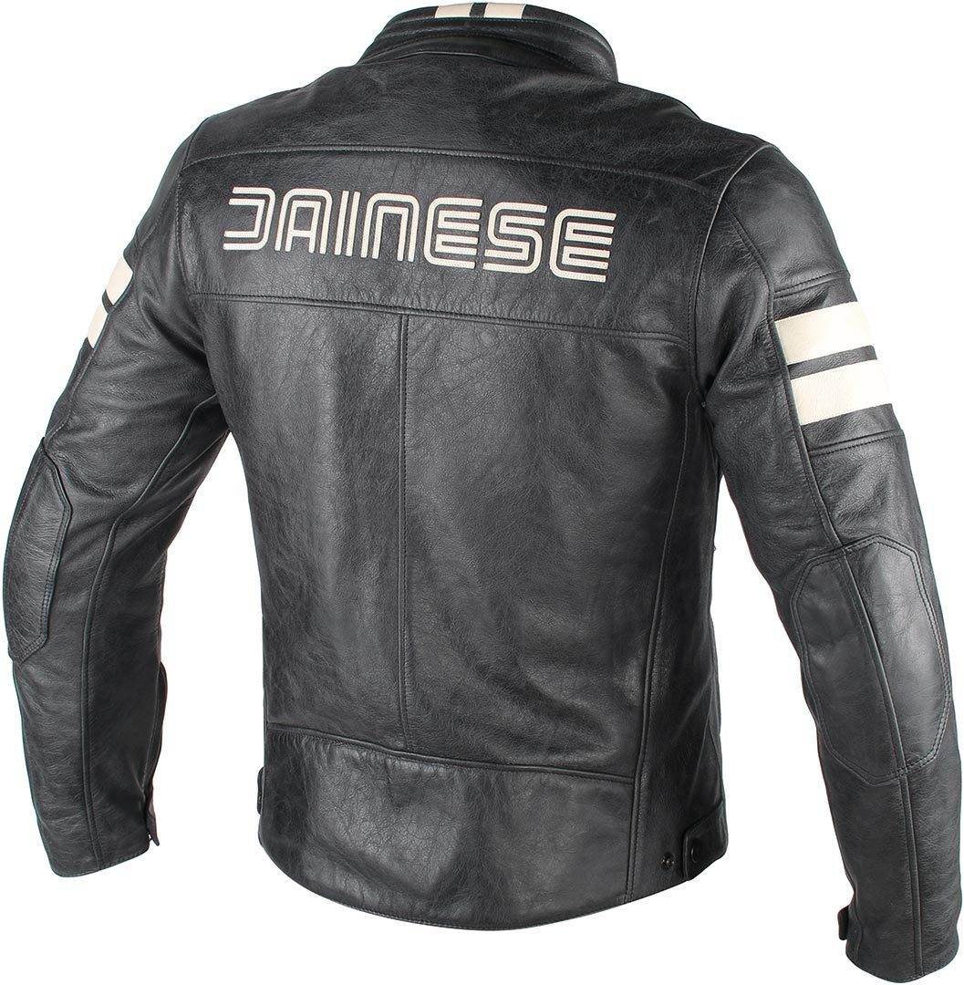 DAINESE HF D1 LEATHER JACKET - 0