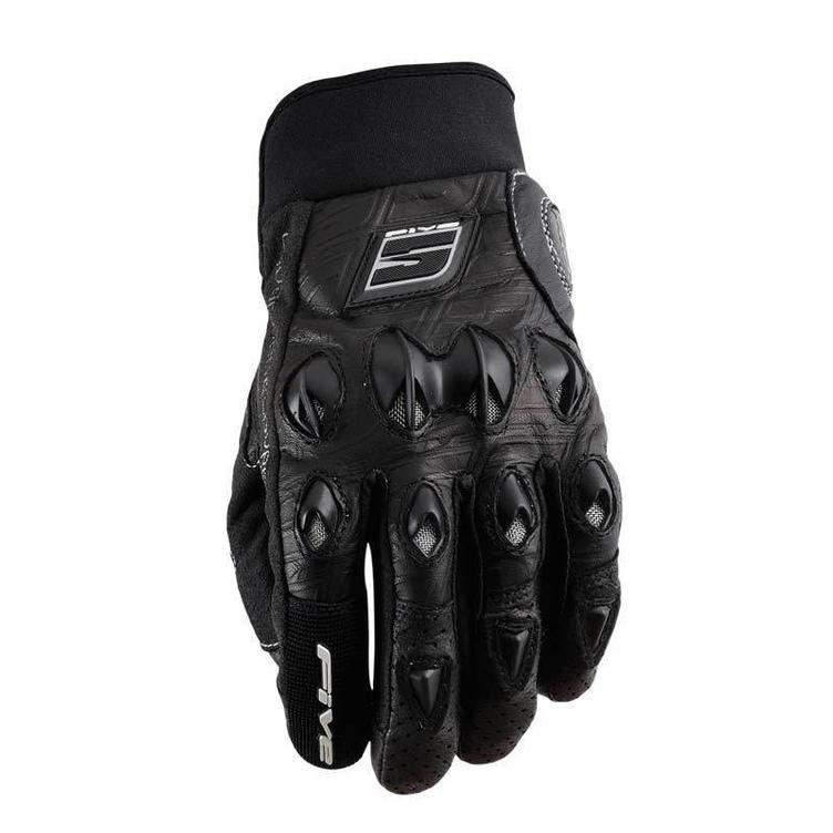 Five Stunt Leather Handschuhe