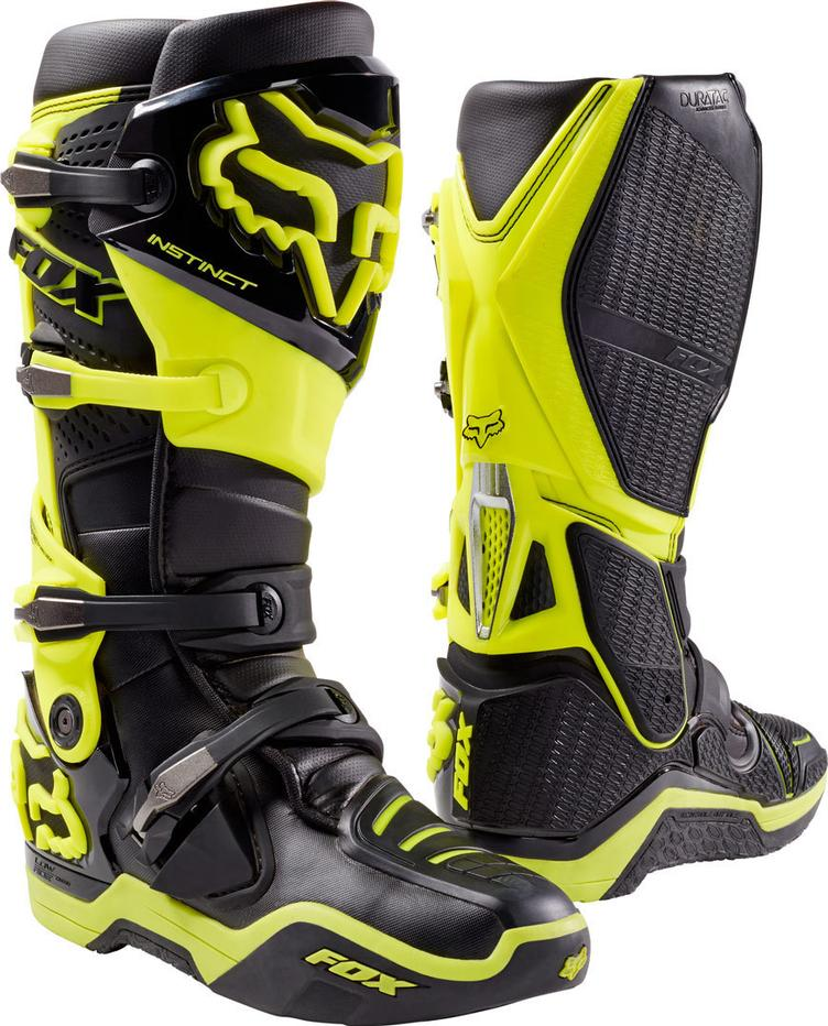 FOX Instinct Motocross Stiefel