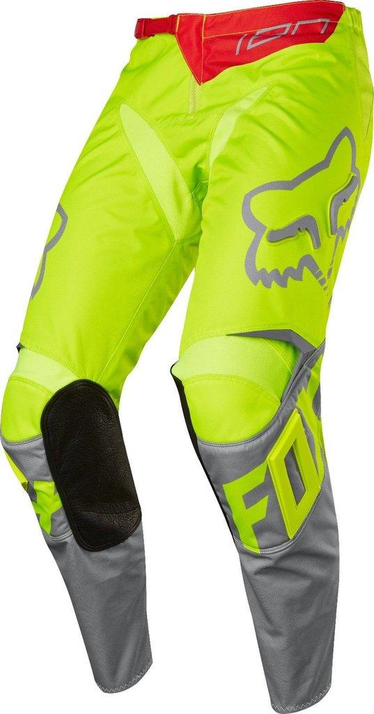 FOX PANT 17 180 RACE YEL.