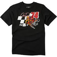 Fox T`Shirt Junior Trackside
