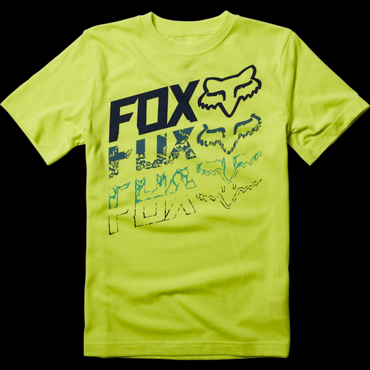 FOX YOUTH HUNGER SS TEE
