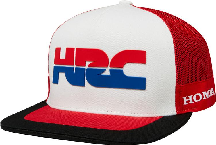 HAT FOX HRC SNAPBACK RED