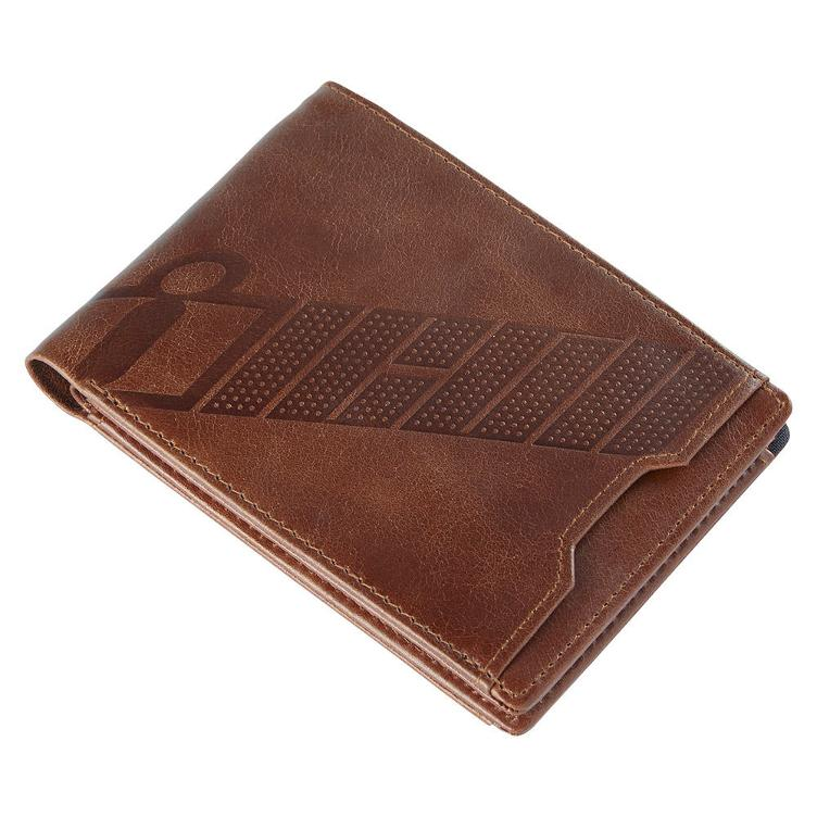 Icon Wallet essential Brown