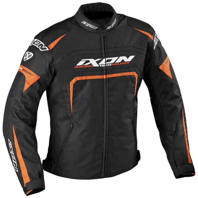 Ixon Eager Textiljacke Orange