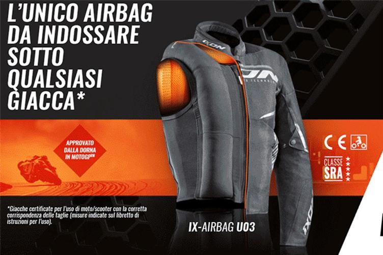Ixon / In&Motion Airbag Weste