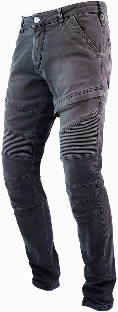 John Doe Rebel Motorradjeans Dark Grey