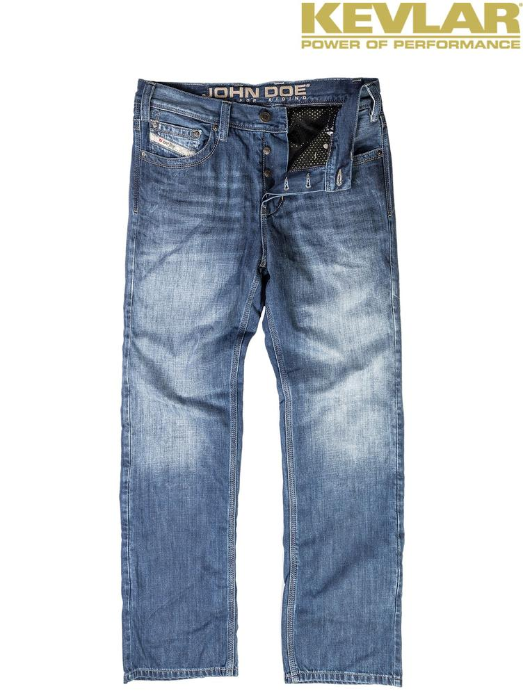 John Doe Jeans Kamikaze Regular light blue