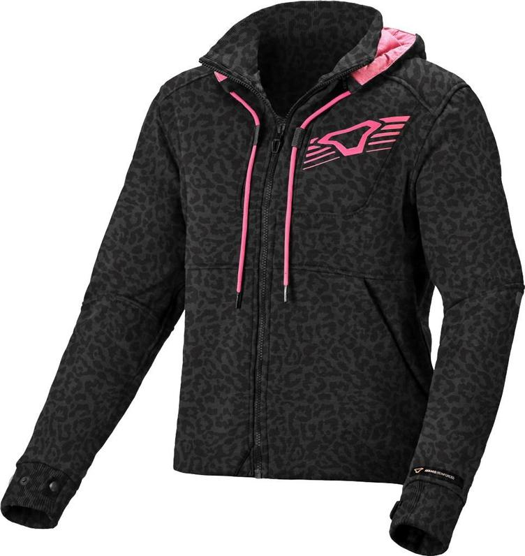Macna District Damen Motorrad Textiljacke
