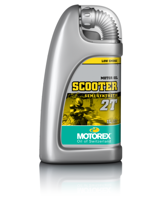 Motorex Motor Oil Scooter 2T