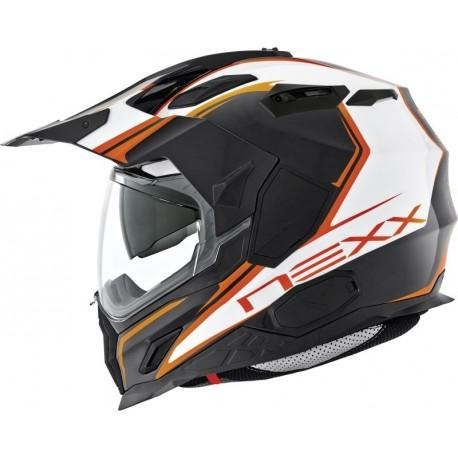Nexx X.D1 Helm VOYAGER ORANGE