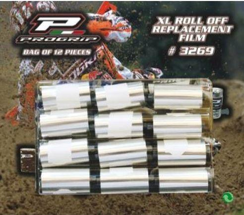 PROGRIP ROLL-OFF FILM XL 12PC