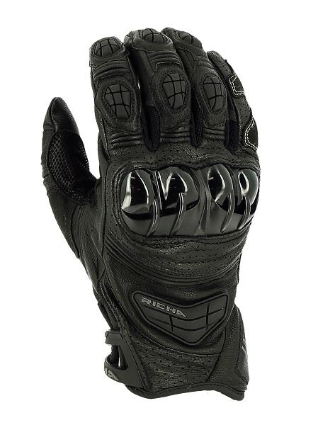 RICHA HANDSCHUHE STEALTH Black