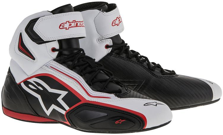 Alpinestars Faster 2 Vented Blk./Wht./Red