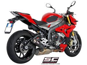 SC PROJECT BMW S 1000 R 2014-
