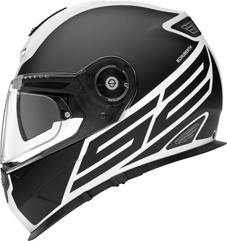Schuberth S2 Sport Traction White