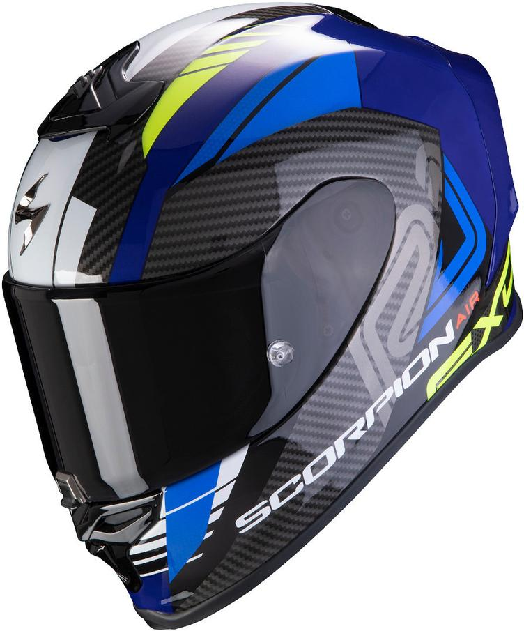 Scorpion EXO R1 Air Halley Helm