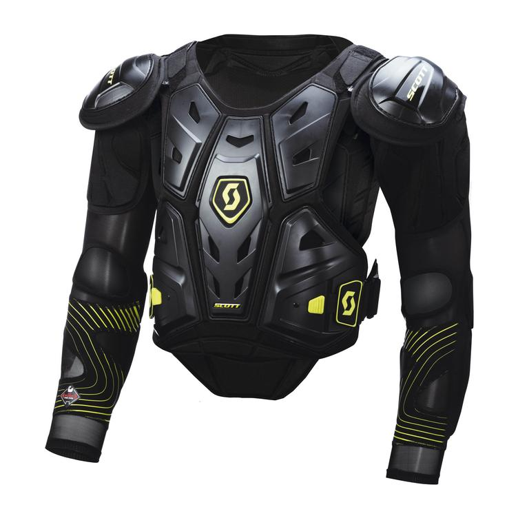 SCOTT JACKET PROTECTOR COMMANDER 2