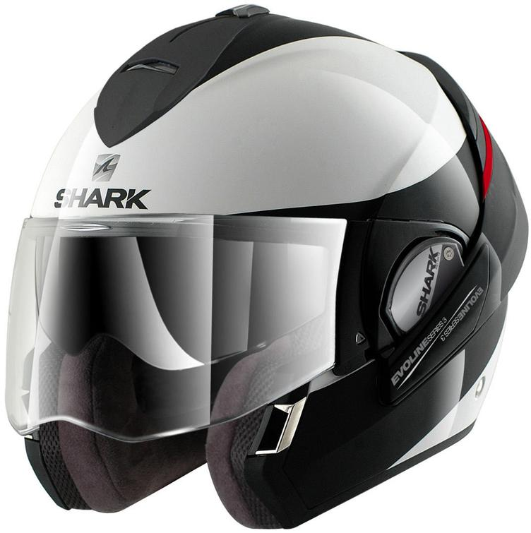 Shark Evoline Series 3 Hakka Klapphelm