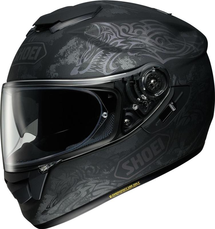 Shoei GT-Air Fable TC-5 Helm