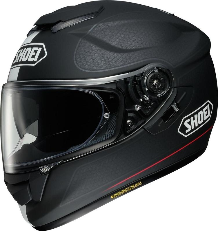 Shoei GT-Air Wanderer 2 Helm