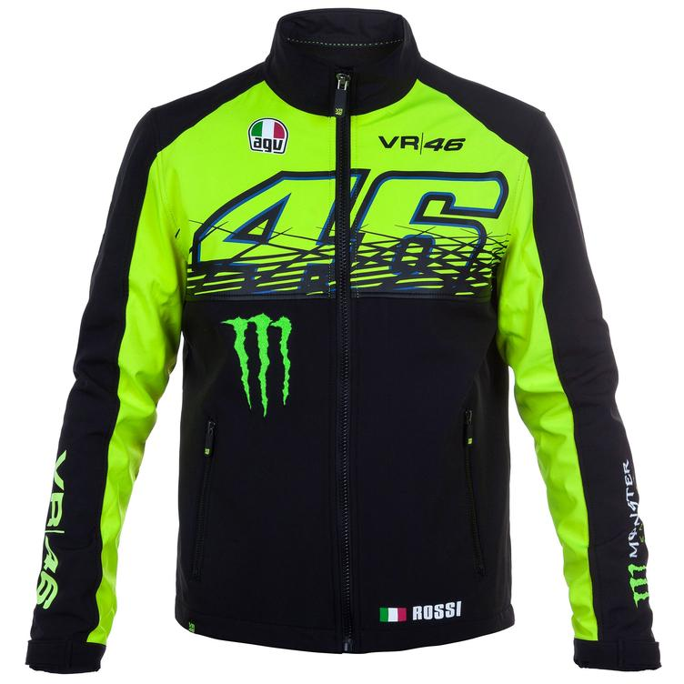 VR46 SOFT SHELL REPLICA