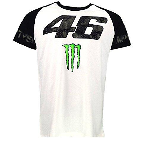 VR46 T`shirt Monster