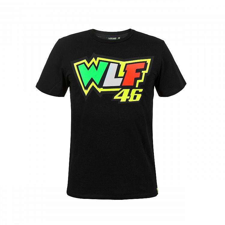 VR46 T-SHIRT RACE WLF