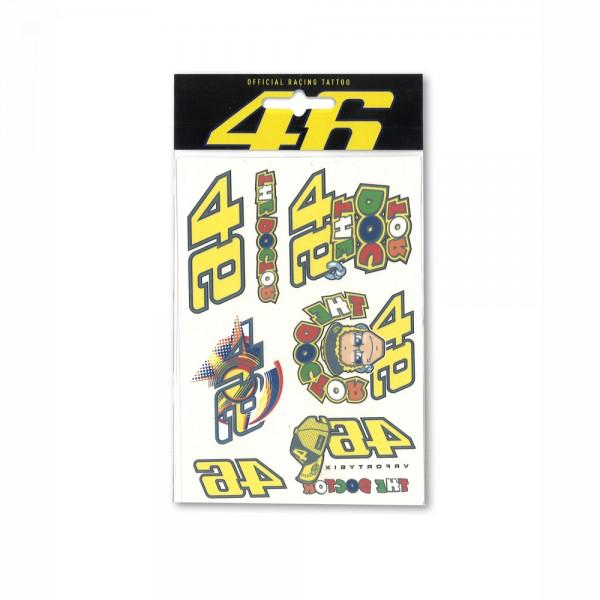 VR46 TATTOO KIT