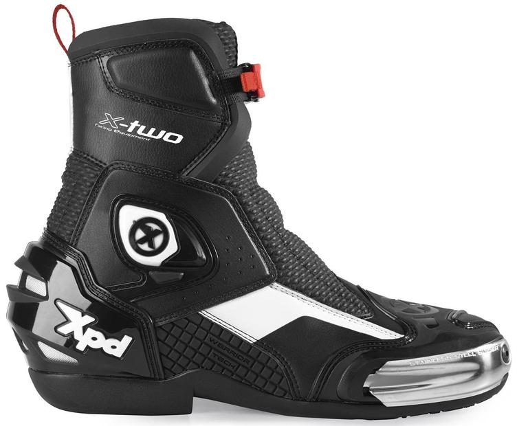 XPD X-Two Motorcycle Boots